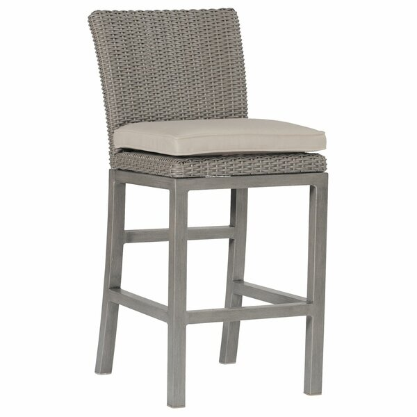 Rustic 25.5 Patio Bar Stool by Summer Classics