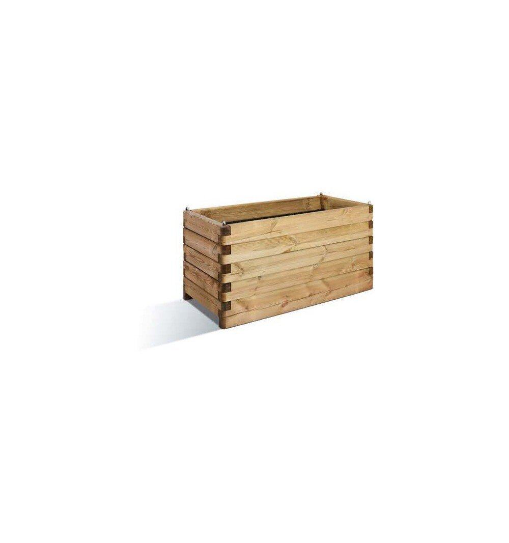 Bhakta Wood Planter Box