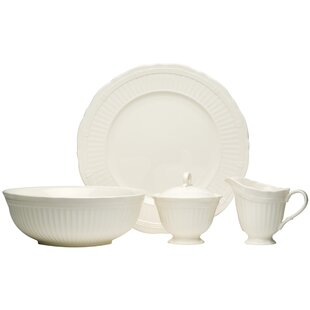 Tuscan Villa 4 Piece Place Setting Service for 1  sc 1 st  Wayfair & Tuscan Style Dinnerware Sets | Wayfair