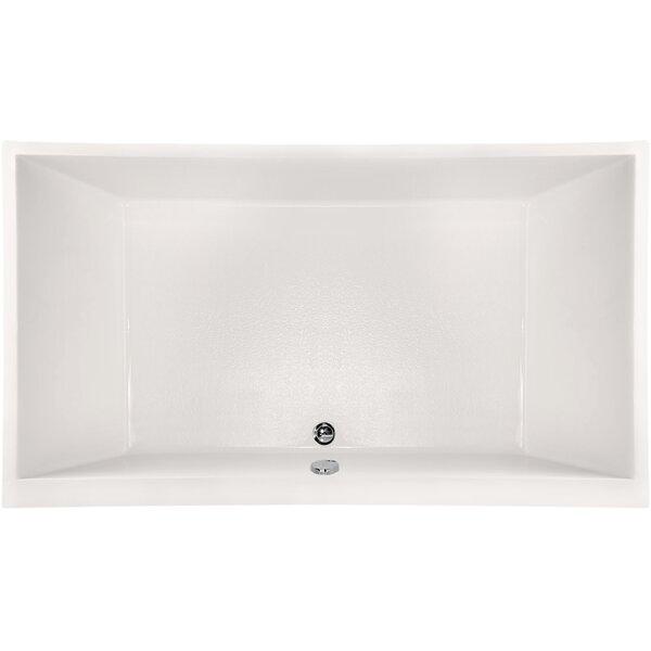Designer Eileen 86 x 50 Soaking Bathtub by Hydro Systems