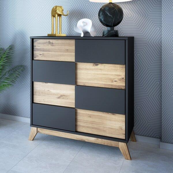 Taveras 4 Drawer Dresser by Union Rustic