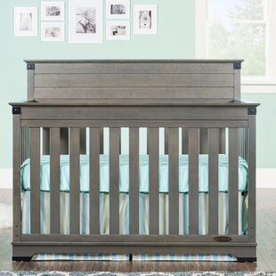 Grey Rustic Cribs Youll Love