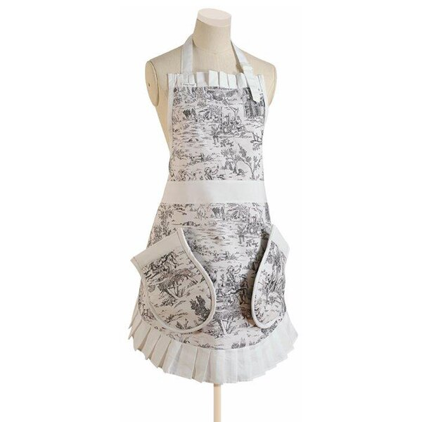 Pinny Pockets Country Willow Apron by BergHOFF International