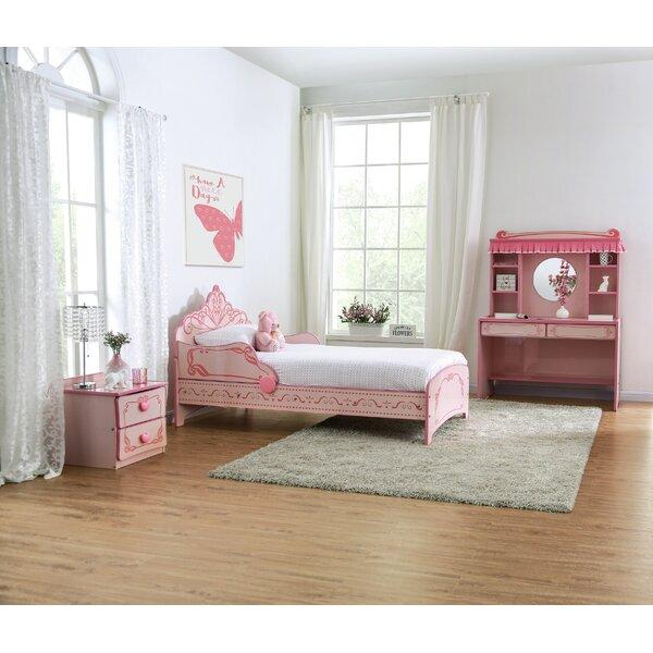 Genoa Twin Configurable Bedroom Set by Zoomie Kids