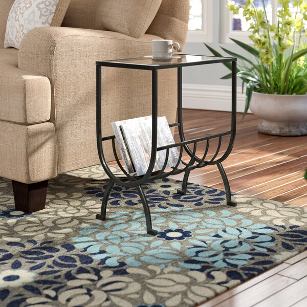Englysche End Table by Charlton Home