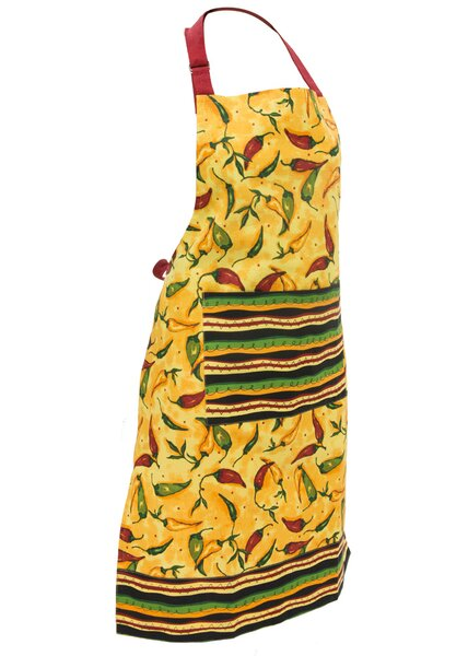 Pepper Toss Apron by Winston Porter