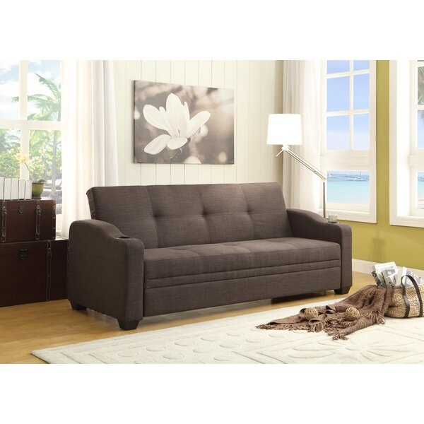 Shop Fashion Stockton Elegant Sleeper Sofa by Wrought Studio by Wrought Studio
