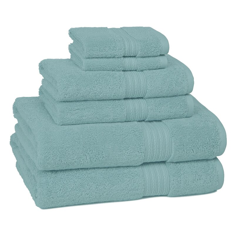 Nelle 6-Piece Towel Set