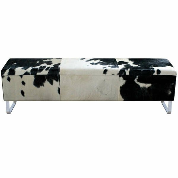 Dominquez Modernist Upholstered Bench by Bungalow Rose Bungalow Rose