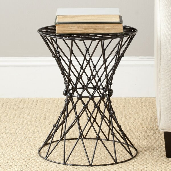 Phil Wire Stool by Safavieh