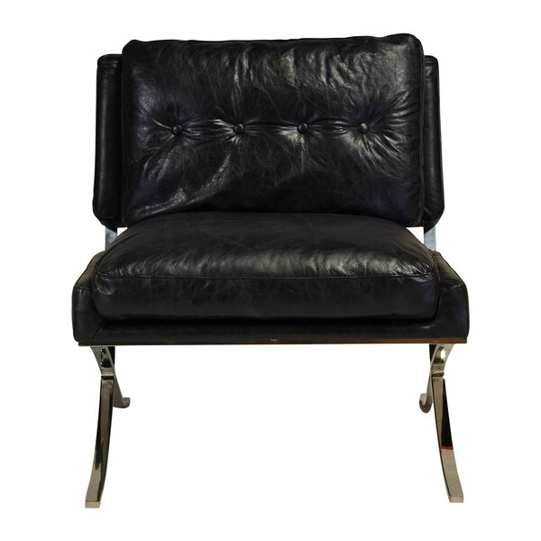 Everly Quinn Leather Chairs