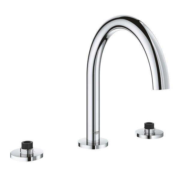 Atrio Double Handle Deck Mounted Roman Tub Faucet Trim by GROHE GROHE