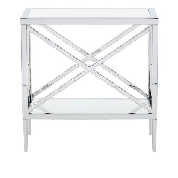Portola End Table by Bernhardt Bernhardt