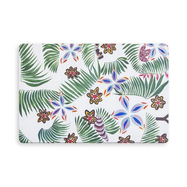 Willington Palm Special Indoor/Outdoor Doormat by Bay Isle Home