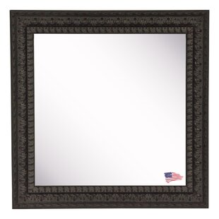 Affordable Kimzey Embellished Wall Mirror By Charlton Home