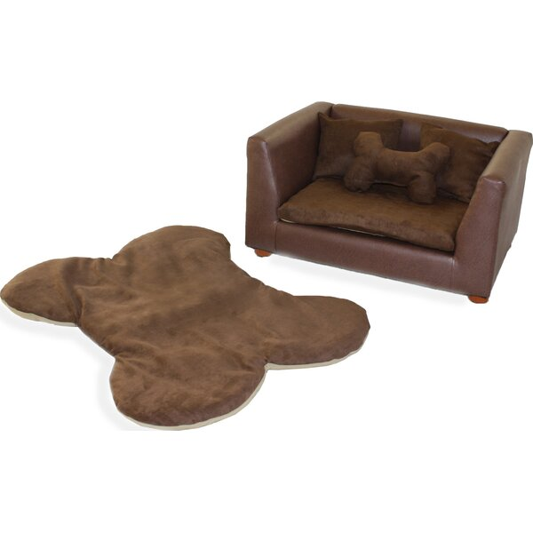 Ozzie Orthopedic Memory Foam Dog Chair Set by Tucker Murphy Pet