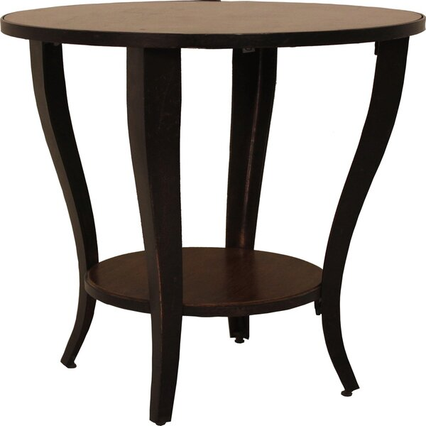 Saladino Round End Table By Red Barrel Studio