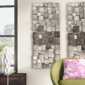 Contemporary Geometric Wall Du00e9cor