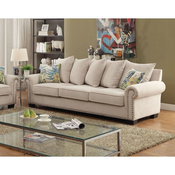 Order Online Constantine Sofa by Darby Home Co by Darby Home Co