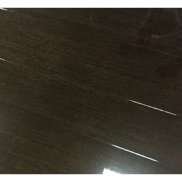 7 x 51 x 9mm Laminate Flooring in Brown by ELESGO Floor USA