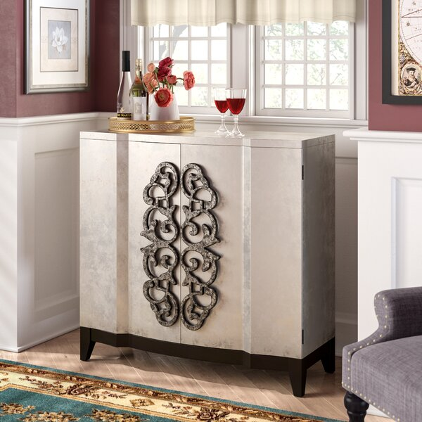 Elton Bar Cabinet by Astoria Grand Astoria Grand