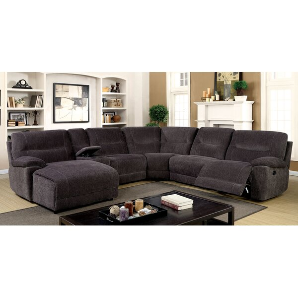 #1 Hollowell Sectional By Red Barrel Studio Bargain