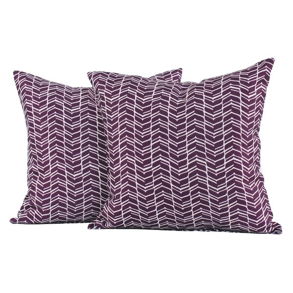 Classic Lounge Chair Cushion (Set of 2) by LJ Home