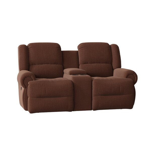 Premium Quality Neysa Reclining Loveseat by Red Barrel Studio by Red Barrel Studio