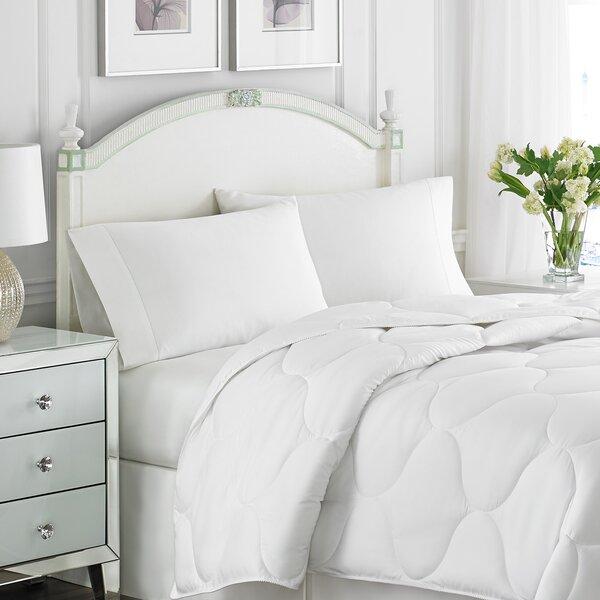 Lightweight Down Alternative Comforter by Laura Ashley Home