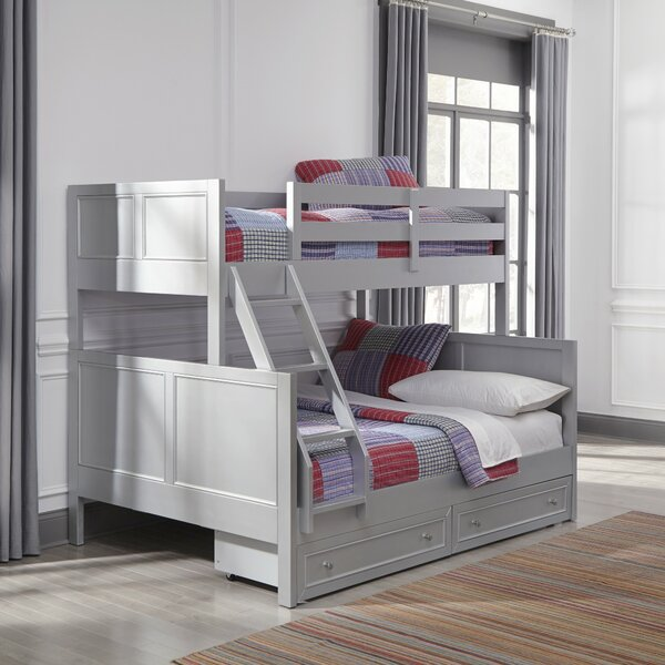 Roxane Twin over Full Standard Bed by Harriet Bee