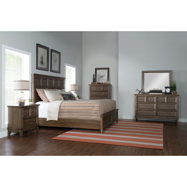 Mei Standard Configurable Bedroom Set by Charlton Home