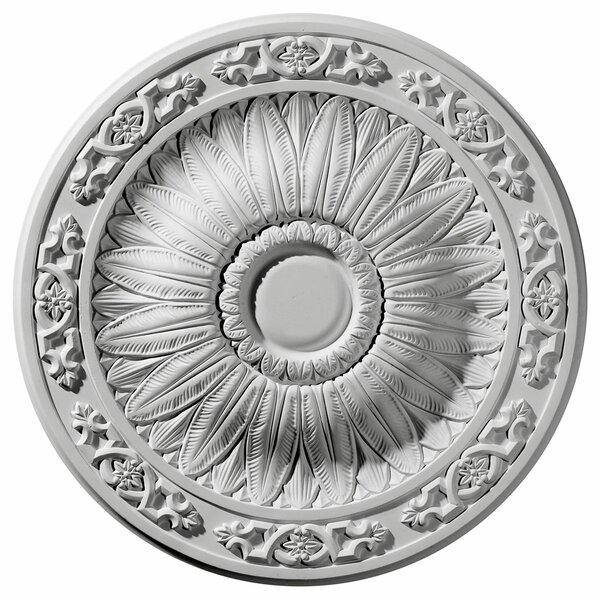 Lunel 20 1/4H x 20 1/4W x 1 1/2D Ceiling Medallion by Ekena Millwork