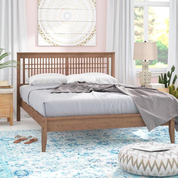 Devery Platform Bed by Mistana