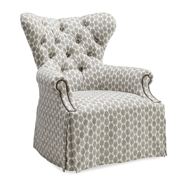 Posen Wingback Chair by House of Hampton