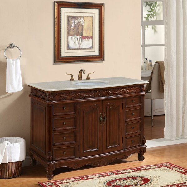Schuyler 48 Single Bathroom Vanity Set by Astoria Grand