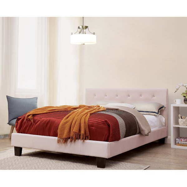 Farish Upholstered Platform Bed by Winston Porter