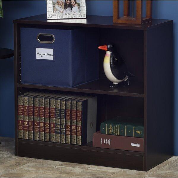 Modern Standard Bookcase by Rebrilliant