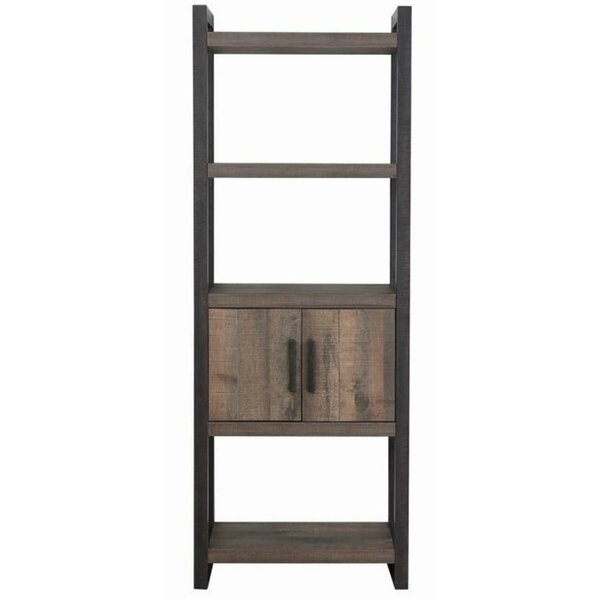 Deitz Wooden Standard Bookcase By Foundry Select