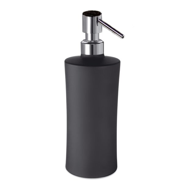 Complements Frosted Round Pump Soap Dispenser by Windisch by Nameeks