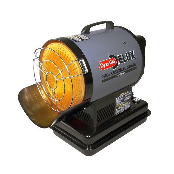 Delux 70,000 BTU Kerosene Infrared Utility Heater By Dyna-Glo