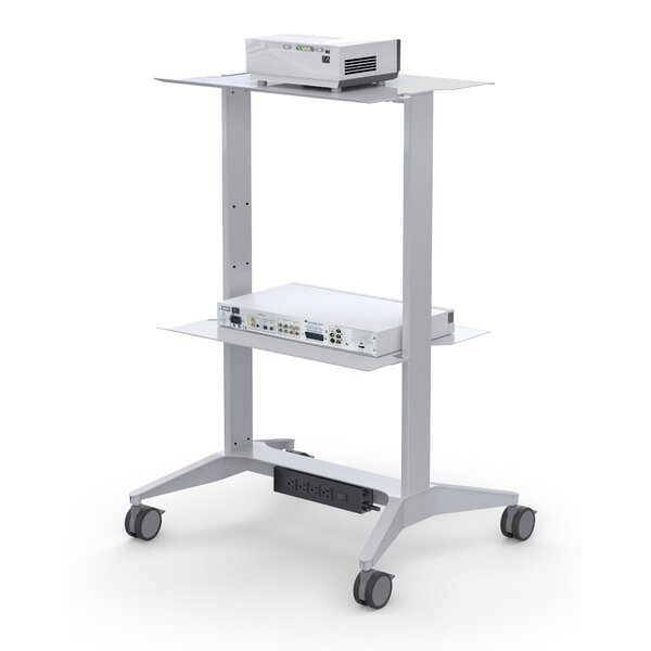 Sustainable Furniture AV Cart by Baltix