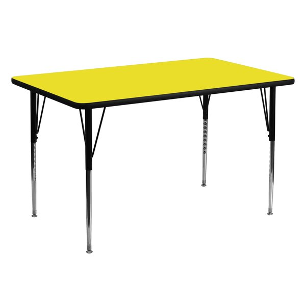 60 x 30 Rectangular Activity Table by Flash Furniture