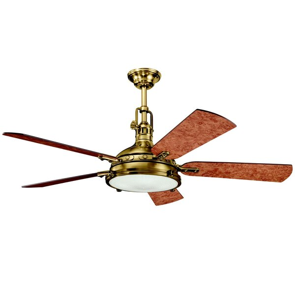 56 Dov 5 Blade Ceiling Fan by Beachcrest Home
