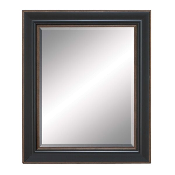 Beveled Wall Mirror by Woodland Imports