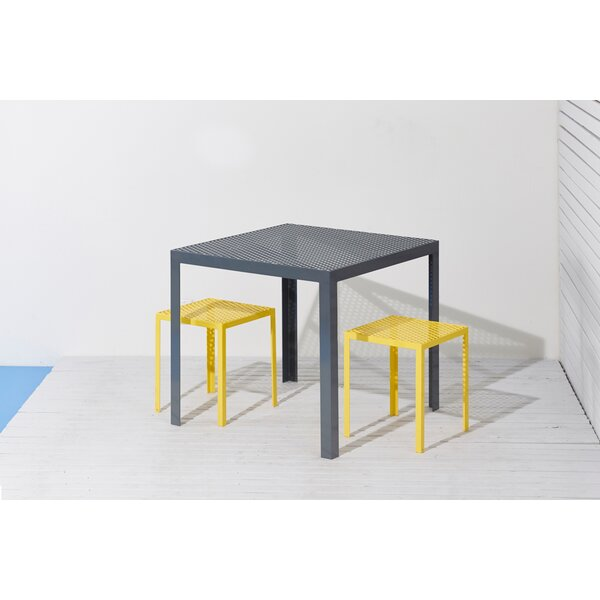 Howard Series Steel Dining Table by RAD Furniture