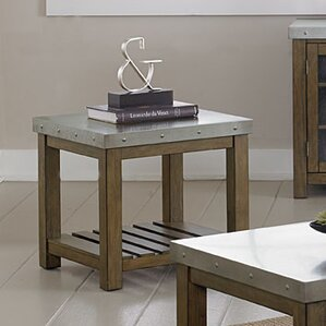 Laurel Foundry Modern Farmhouse Aubrie End Table