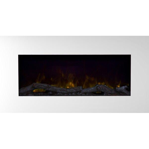 Bedfo LED Wall Mounted Electric Fireplace by Orren Ellis Orren Ellis