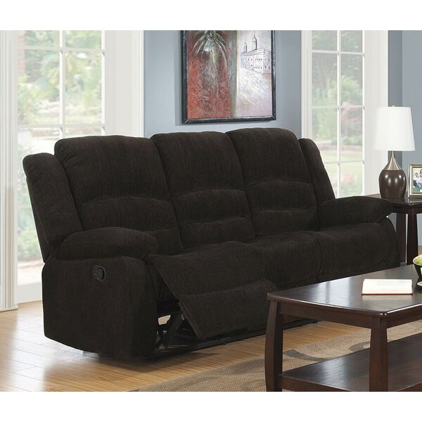 Top Recommend Muskego Motion Reclining Sofa by Red Barrel Studio by Red Barrel Studio