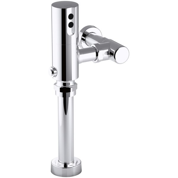 Tripoint Exposed Hybrid 1.28 GPF  Flushometer for Toilet Installation by Kohler