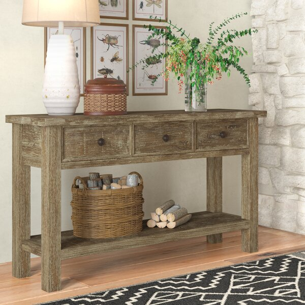 Gerald Console Table by Loon Peak